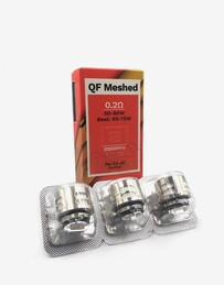 Vaporesso QF Replacement Coils - 3 Pack